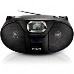 Prenosni CD radio Philips AZ385/12, MP3/WMA,USB,FM tuner,Stereo