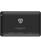 PRESTIGIO MultiPad Muze 5001 3G (10.1''IPS,1280x800,8GB,Android 4.4,QC1.3GHz,1GB,7000mAh,2MP,BT,GPS,FM,Phone,DualSIM,3G) Black Retail