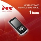 MP4 PLAYER 4GB MSI MAGIC
