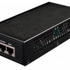 Intellinet 1-Port Gigabit PoE+ Injector, 1 x 30 W (PoE+/PoE)