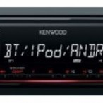 AUTO RADIO Kenwood KMM-BT302 - radio/USB/MP3/WMA/