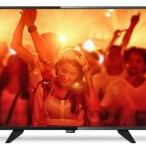 PHILIPS LED TV 32PHT4101/12 HD Ready, DVB-T2, HDMI, USB