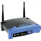 Router Wireless WRT54GL