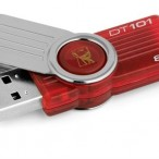 USB FD 8GB KINGSTON DT101G2/8GB