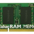 SO-DIMM DDR3 1GB 1333MHz KINGSTON KVR1333D3S9/1G