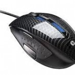 NOT DOD HP MOUSE Laser Gaming w/ VooDoo, KZ630AA