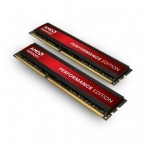 Memorija DIMM DDR3 2x4GB 1600MHz AMD Performance Series CL8, AP38G1608U2K