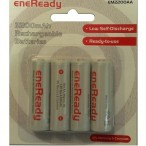 TRIAXPOWER eneReady AA 4x2200mAh