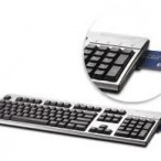 PC DOD HP Keyboard HR, USB/SmartCard, ED707AA
