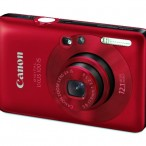 IXUS 100IS RED