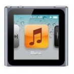Apple iPod nano 16GB - Graphite mc694qb/a