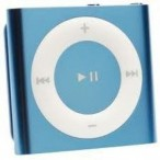 Apple iPod shuffle 2GB - Blue mc751bt/a