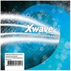 DVD-RW Xwave 73616 Single Slim 4.7GB 4x