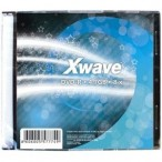 DVD-R Xwave 71615 Single Slim 4.7GB 8x