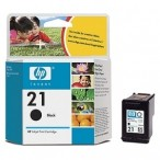 Cartridge HP No.21 C9351AE black 190st,D1460/D1560/D2460/J3680/F2180/F2280/F4180