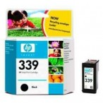 Cartridge HP No.339 C8767EE black, 21ml DJ5740/8150/8450/8750/2610/2710/K7100