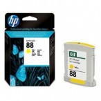 Cartridge HP No.88 C9388AE yellow, OJ Pro K550/K5400, 600str.