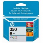 Cartridge HP No.350 CB335EE black, D4260/OJ J5780/J5785/PS C4280/C5280/D5360