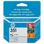 Cartridge HP No.351 CB337EE tri-col, D4260/OJ J5780/J5785/PS C4280/C5280/D5360