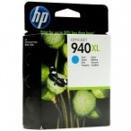 Cartridge HP No.940XL C4907AE cyan, Officejet Pro 8000/8500, 1400str.