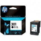 Cartridge HP No.301 CH561EE black, DJ 1000/1050/2000/2050/3000/3050, 190str.