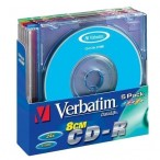 CD-R 210 MB 24x Slim Box
