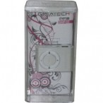 Outlet - MP3 Player Gigatech GMP-03 Silver, Card Reader