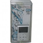 Outlet - MP3 Player 4GB Gigatech GMP-23 Silver