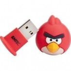 USB flash Disk EMTEC A100 4GB Angry Birds Crvena Ptica