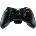 XBox360 Wireless controller refresh, Black