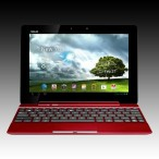 ASUS Eee Pad Transformer TF300T (10.1',1280x800,32GB,Android 4.0,mSD,BT,Wi-Fi,HDMI,USB,SD) Red Retail