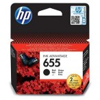 SUP HP INK CZ109AE BLACK No.655