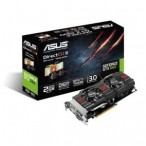 VGA GeForce GTX660 Asus 2GB/DDR5,/DVI/HDMI/DP/192bit/GTX660-DC2-2GD5