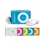 MP3 Player Gigatech GMP-03 Blue, Card reader - M