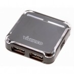 HUB USB 2.0 4 Vivanco Notebook Pro