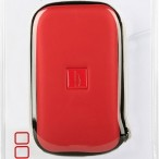 NDS Lite Carry Case, red & black
