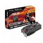 AMD Radeon 7950 Asus DC2, 3GB/DDR5/DVI/HDMI/DP/HD7950-DC2T-3GD5-V2