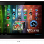 PRESTIGIO MultiPad 8.0 Pro Duo (8.0'LCD,1024x768,8GB,Android 4.0,DC 1.5GHz,DC GPU,1GB,4700mAh,Webcam,microUSB,miniHDMI,Wi-Fi,Case) Black Retail