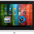 PRESTIGIO MultiPad 7.0 Ultra + (7.0''LCD,800x480,4GB,Android 4.1,1GHz,512MB,3200mAh,Webcam,microUSB,Wi-Fi, Red, Retail)