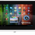 PRESTIGIO MultiPad Note 8.0 3G (8.0''IPS,1024x768,16GB,Android 4.1,DC1.6GHz,QC GPU,1GB,6000mAh,5.0MP,microUSB,miniHDMI,WiFi,3G, SmartCase, Stylus) Black Retail