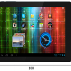 PRESTIGIO MultiPad 7.0 Ultra Duo (7.0''IPS,800x1280,8GB,Android 4.1,DC 1.6GHz,QC GPU,1GB,4000mAh,2.0MP,microUSB,miniHDMI,WiFi,Case) Black Retail