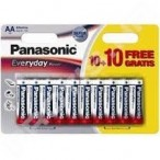 PANASONIC baterije LR6EPS/20BW-AA 20 kom Alkalne Everyday