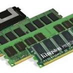 Memorija branded Kingston 2GB DDR2 400MHz ECC Reg za HP