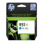 Cartridge HP No.951XL CN046AE cyan, Officejet Pro 8100/8600/251dw/276dw 1500str