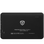 PRESTIGIO MultiPad 7.0 Ultra+ (7.0''LCD,800x480,4GB,Android 4.2,1GHz,512MB,3200mAh,Webcam,microUSB,Wi-Fi) Black Retail