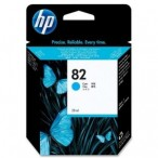 Cartridge HP No.82 CH566A cyan, DesignJet 500/800/120/815mfp, 28ml