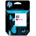 Cartridge HP No.82 CH567A magenta, DesignJet 500/800/120/815mfp, 28ml