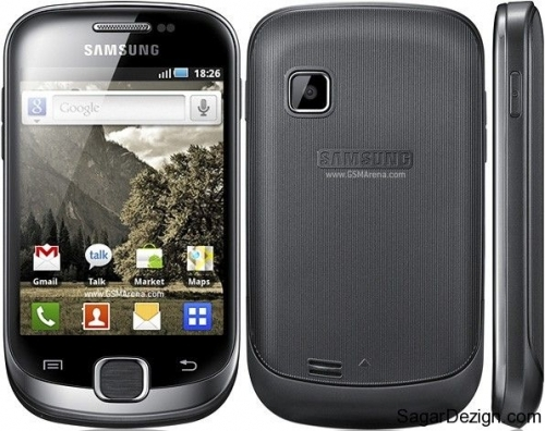 Samsung mobilni S5670 Galaxy Fit