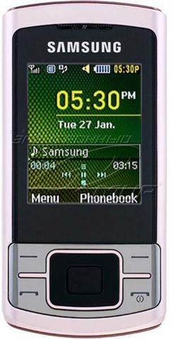 Samsung mobilni C3050 Candy Pink