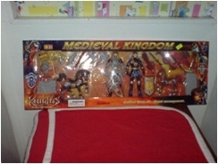 Medieval kingdom - set viteza